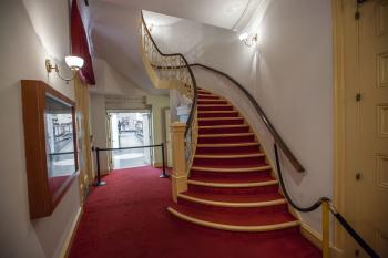 Stairs to Dress Circle from Orchestra Lobby