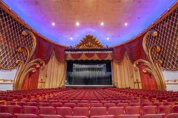 Fox Theater Bakersfield: Orchestra Center
