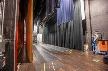 Fox Theater Bakersfield: Downstage Left