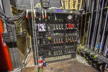 Fox Theater Bakersfield: Switchboard