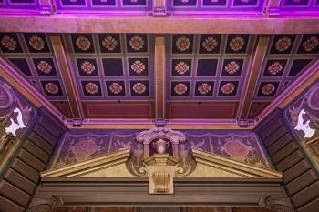Proscenium Arch and ceiling