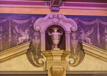 Proscenium Arch centerpiece closeup