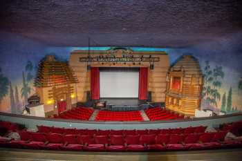 Visalia Fox Theatre: Balcony Center