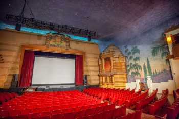 Visalia Fox Theatre: House Right And Stage