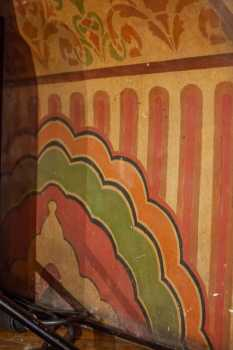 Visalia Fox Theatre: Proscenium Decoration Closeup