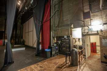 Visalia Fox Theatre: Upstage Right Looking Onstage