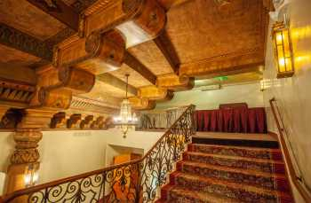 Visalia Fox Theatre: House Right Stairs