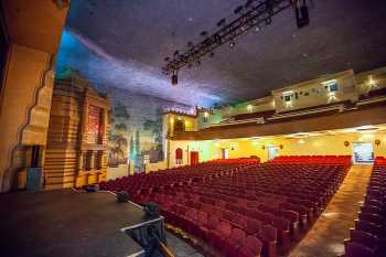 Visalia Fox Theatre: Auditorium From Stage Right