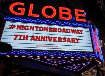 Night On Broadway 2015