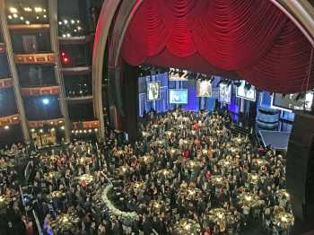 Hollywood Boulevard Entertainment District: Dolby Theatre: AFI Life Achievement Award 2019 (Denzel Washington)