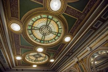 Hudson Theatre, New York: Ceiling
