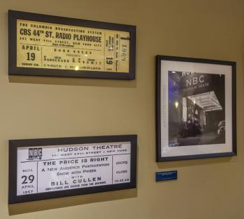 Historic Tickets and Photos