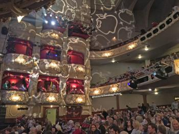 King's Theatre, Edinburgh: Pantomime Preset 2016-17 from Stalls