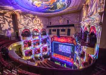 King's Theatre, Edinburgh: Pantomime 2017-18 Preset from Upper Circle