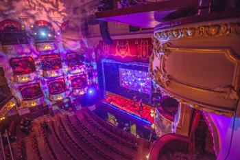 King's Theatre, Edinburgh: Pantomime from Upper Circle (2017-18)