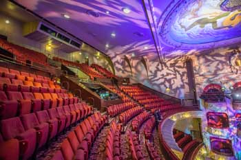 King's Theatre, Edinburgh: Upper Circle Pantomime preset 2017-18