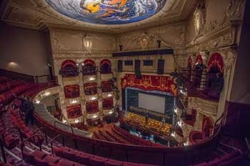 King's Theatre, Edinburgh: Upper Circle right