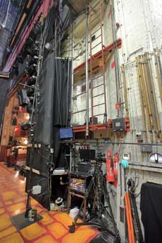 King's Theatre, Edinburgh: Stage Right