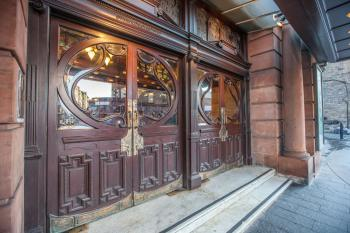 King's Theatre, Edinburgh: Entrace Doors