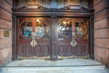 King's Theatre, Edinburgh: Entrance Doors from front