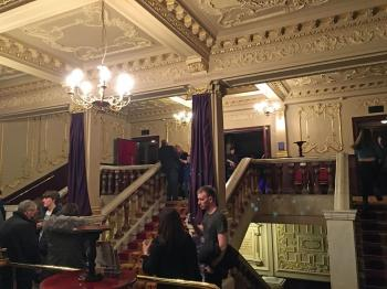 King's Theatre, Edinburgh: Grand Circle Bar looking to Grand Circle doors