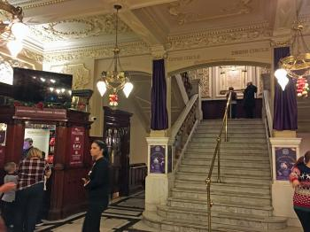 King's Theatre, Edinburgh: Lobby (Foyer)