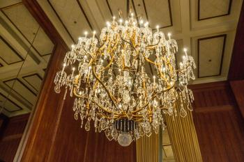 Los Angeles Music Center: Founders Room Chandelier