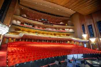 Los Angeles Music Center: Auditorium from Downstage Left
