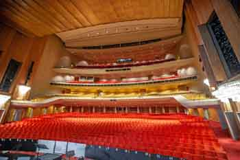 Los Angeles Music Center: Auditorium from Downstage Right