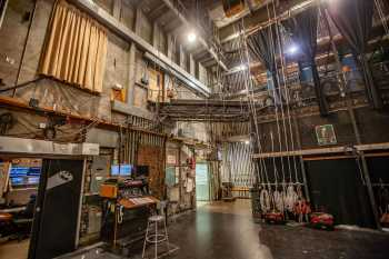 Los Angeles Music Center: Downstage Right