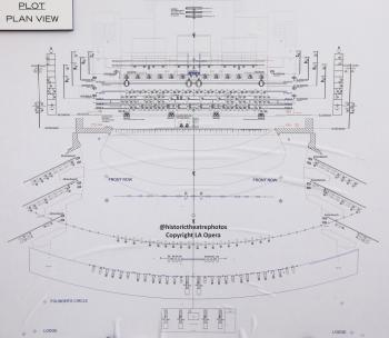 Sample Lighting Plan (LA Opera)