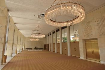 Orchestra Level Side Lobby