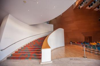 Los Angeles Music Center: BP Hall Entrance and Stairs