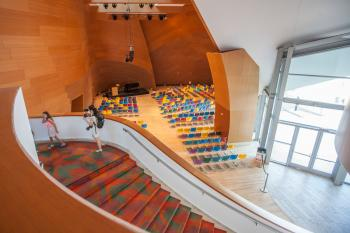 BP Hall and Stairs