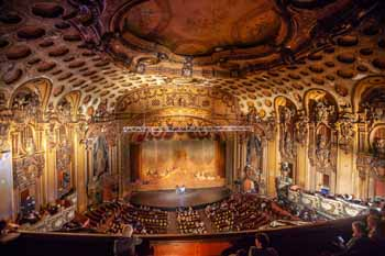 Act Curtain From Balcony