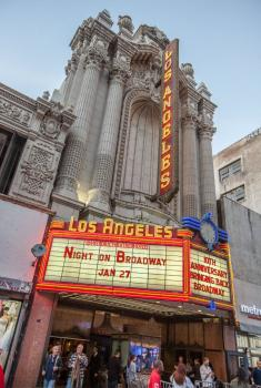 Night On Broadway 2018
