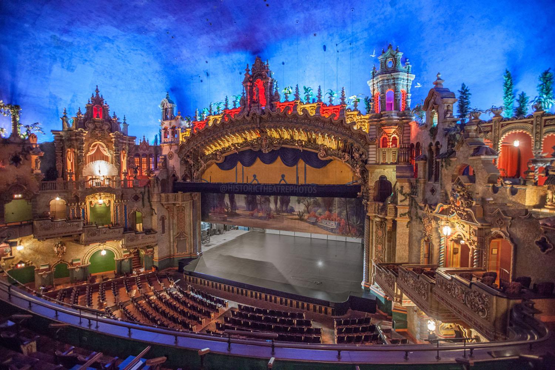 Majestic Theatre San Antonio Historic Theatre Photography