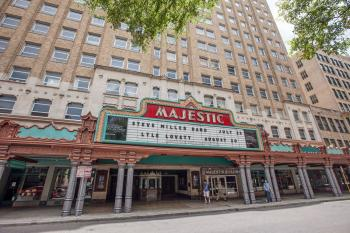 Marquee and Majestic Building