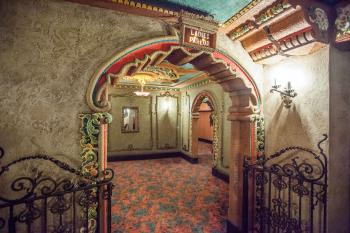 Ladies Parlor Entrance
