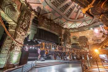 The Mayan, Los Angeles: Auditorium from Orchestra Left