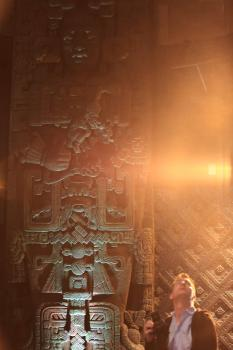The Mayan, Los Angeles: In awe of their surroundings