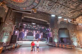 The Mayan Auditorium