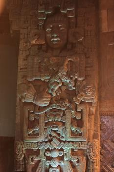 The Mayan, Los Angeles: God Sculpture