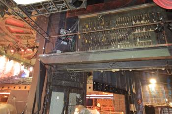 The Mayan, Los Angeles: Original Switchboard located at Stage Right