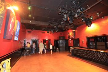 The Mayan, Los Angeles: Trap Room / Green Room, now a VIP Bar