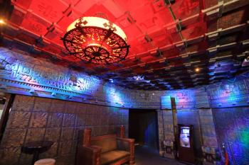 The Mayan, Los Angeles: Lobby - Hall of Feathered Serpents