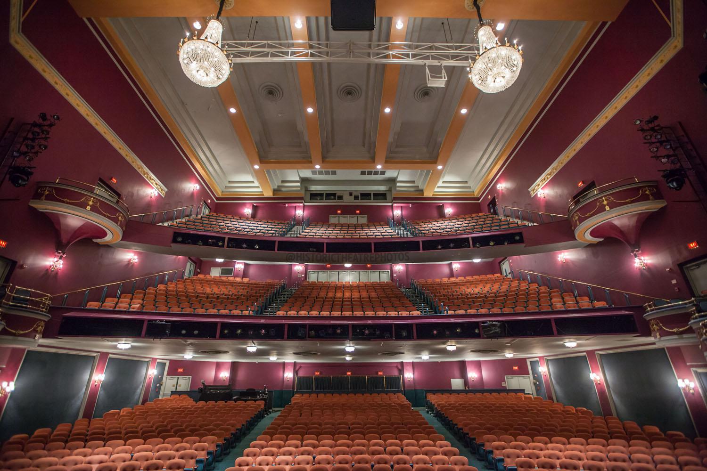 National Theatre, Washington DC - Historic Theatre Photography