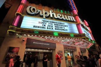 Marquee during Night on Broadway 2015 (2)