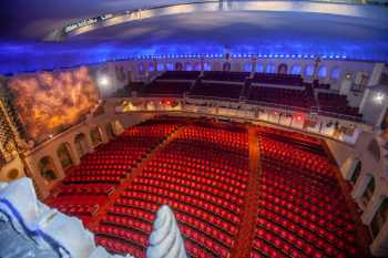 Orpheum Theatre, Phoenix: Auditorium from above Proscenium