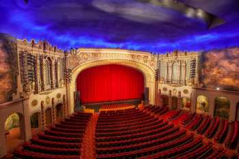 Orpheum Theatre, Phoenix: Auditorium from Balcony Left